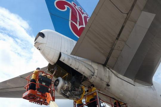 Boeing 747-4F British Airways revell 1/144 07072812262626
