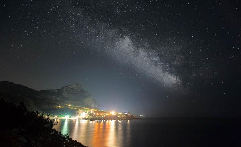 Звёздное небо и космос в картинках - Страница 5 1tenerife
