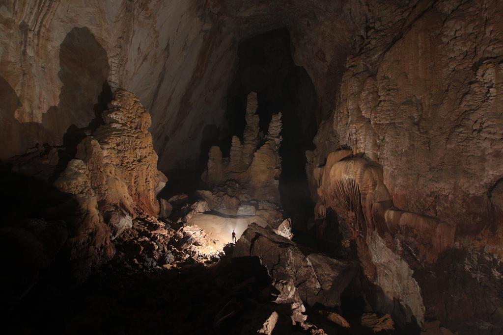 Подземный мир, обнаруженный случайно 10