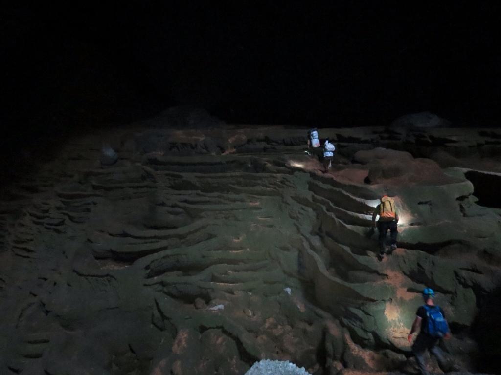 Подземный мир, обнаруженный случайно 18