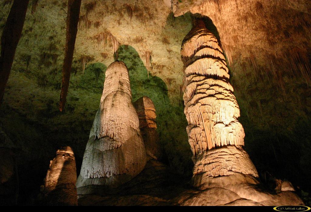 Подземный мир, обнаруженный случайно 2