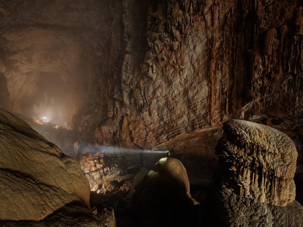 Подземный мир, обнаруженный случайно 24