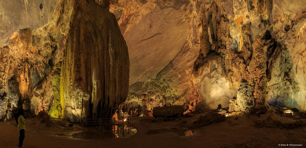 Подземный мир, обнаруженный случайно 5