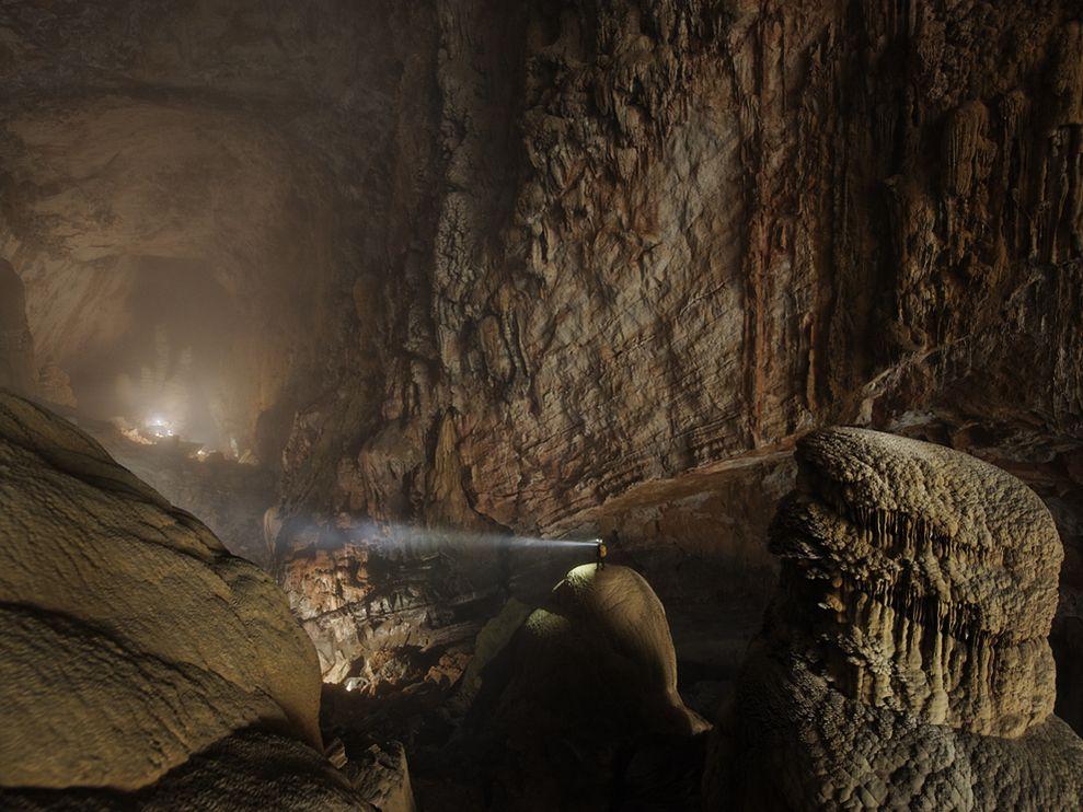 Подземный мир, обнаруженный случайно 8