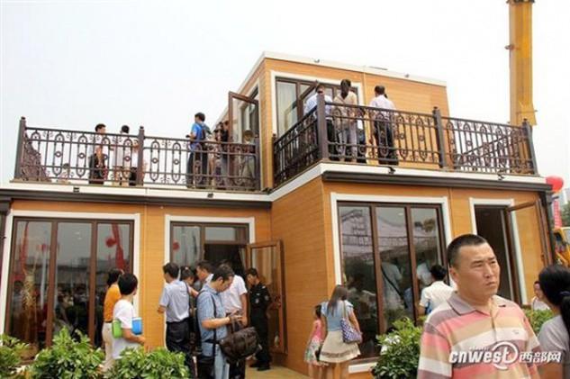 В Китае на 3D-принтере за 3 часа напечатали двухэтажную виллу 7ec073b3be3df53c75262d8066a0cd03