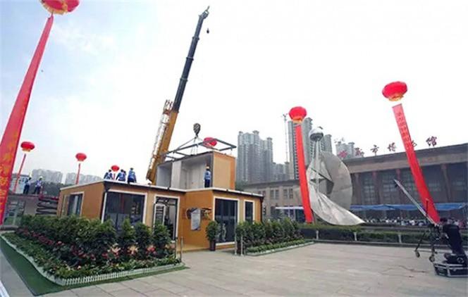 В Китае на 3D-принтере за 3 часа напечатали двухэтажную виллу V-kitae-na-3d-printere-za-3_30617_s2