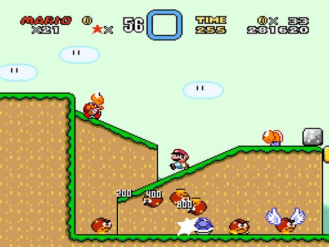 Votre avis sur la première génération de jeux Neo Geo (1990 - 1991) - Page 4 Mario_world_review_03