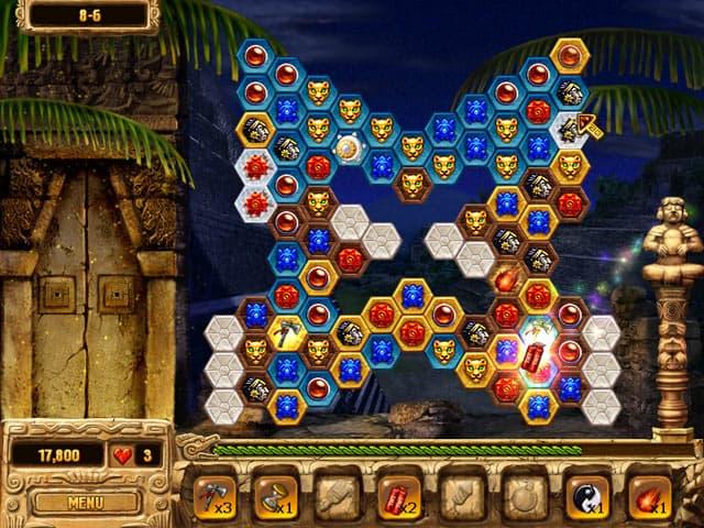 تحميل لعبة الكنوز المفقودة  Lost Treasures of Eldorado B2