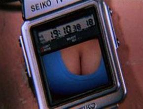 James Bond, les montres Seiko-TV-Watch