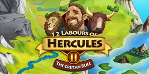 12 Labours of Hercules II: The Cretan Bull  202574