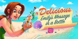 Delicious 13: Emily's Message in a Bottle 203822