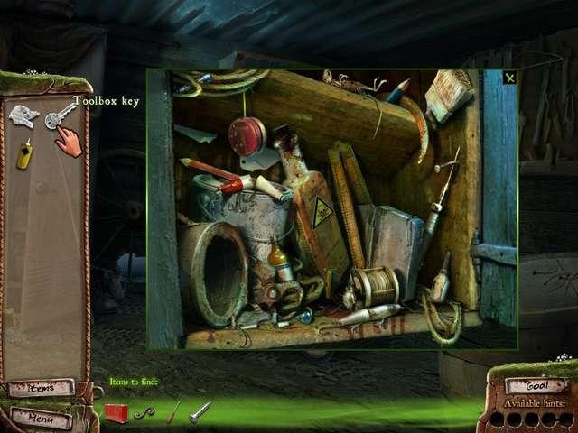 Campfire Legends 1: The Hookman 6