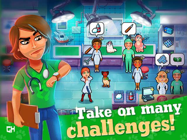 Dr. Cares 1: Pet Rescue 911 2