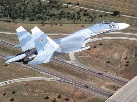 ادخل لتعرف الجزائر  Su-27_1