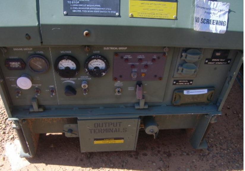 generators and storage solutions MEP831A-3KW-Military-Diesel-Generator-Image4