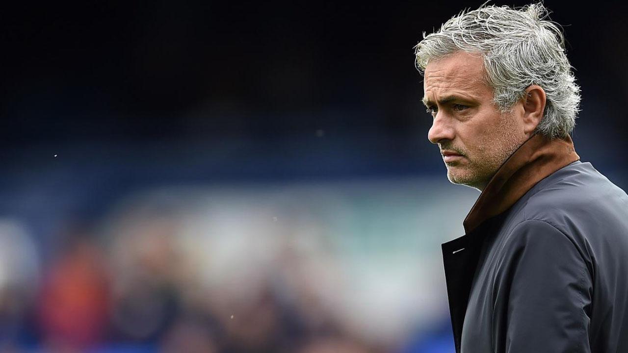 Mourinho begins work at Manchester United Jose-Mourinho-1