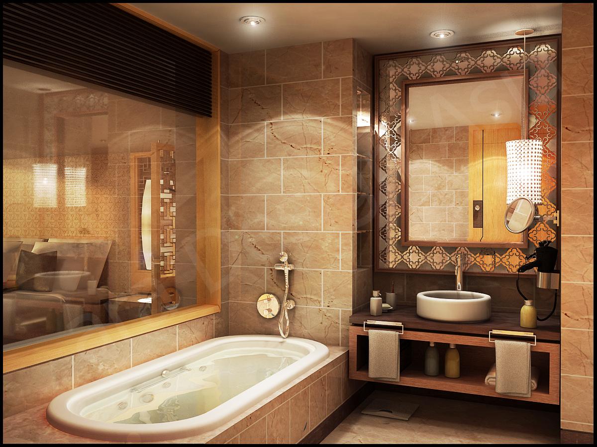 أفخم الحماملت الحديثة Amazing-bathroom