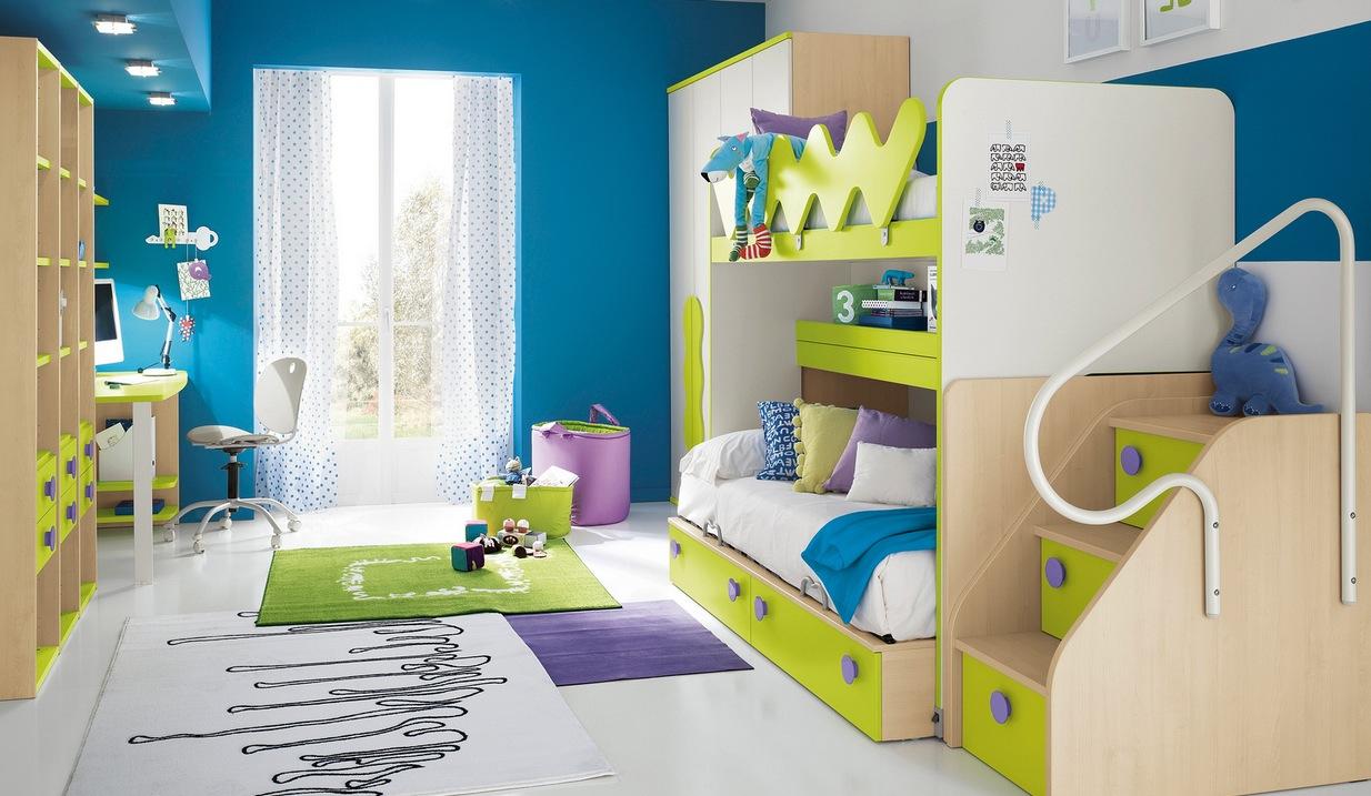 Dečija soba  - Page 9 5-Kids-room-design