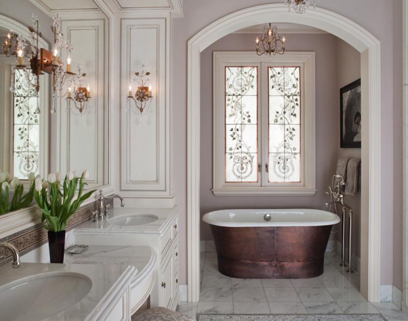 حمامات جميلة 12-Portola-Valley