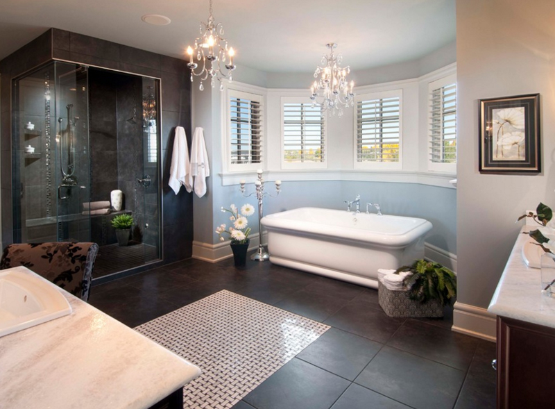 حمامات جميلة 3-Bobier-Residence