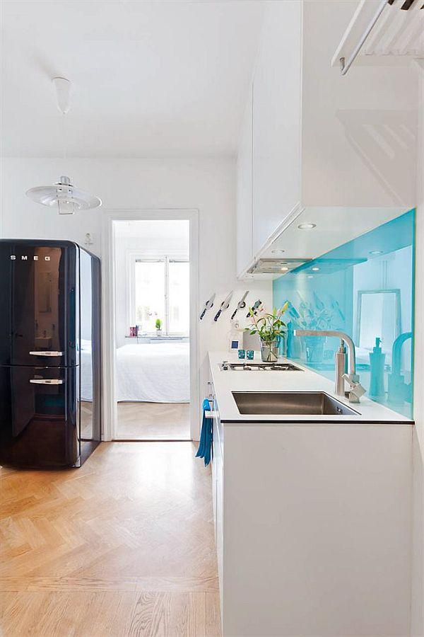 اضافه اللون التركواز لديكورك لون مميز وجديد  House-Turquoise-Color-Accents4