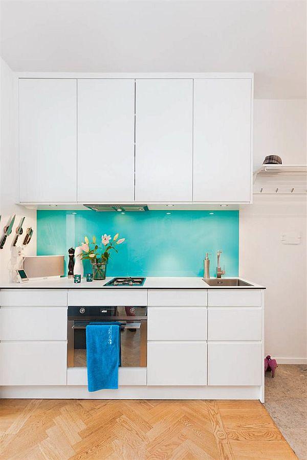 اضافه اللون التركواز لديكورك لون مميز وجديد  House-Turquoise-Color-Accents5