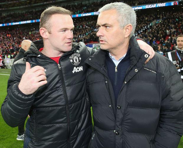 ¿Cuánto mide José Mourinho? - Altura - Real height Wayne-Rooney-Jose-Mourinho-847230