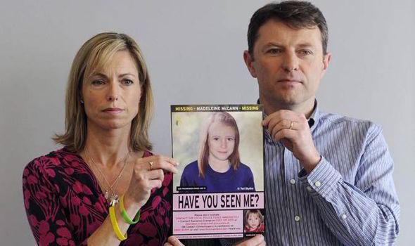 Sunday Express - Burglary files to aid hunt for Madeleine McCann Madeleine_mccann-461320