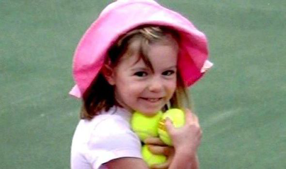 MADELEINE: Sunday Express special investigation seven years on from disappearance Madeleinemccann-472596