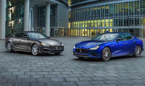 Nuova Ghibli GranLusso e GranSport Maserati-Ghibli-GranLusso-GranSport-2017-pictures-847221