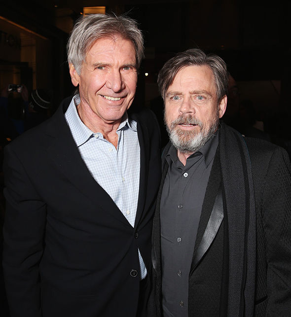 ¿Cuánto mide Harrison Ford? - Altura - Real height HARRISON-FORD-MARK-HAMILL-892603