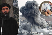 ISIS left so weakened by airstrikes and desertion it could be destroyed in just HOURS 607782_1