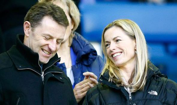 """The Liverpool Echo looks back 10 years to 2007 >> """"We were shocked by the disappearance of Madeleine McCann"""" Gerry-Kate-McCann-Everton-452079"""