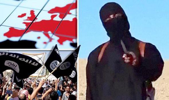 Migrants: Faire appel à l'émotionnel, est ce bien raisonnable? Islamic-State-Smuggle-Fighters-Across-Border-555434