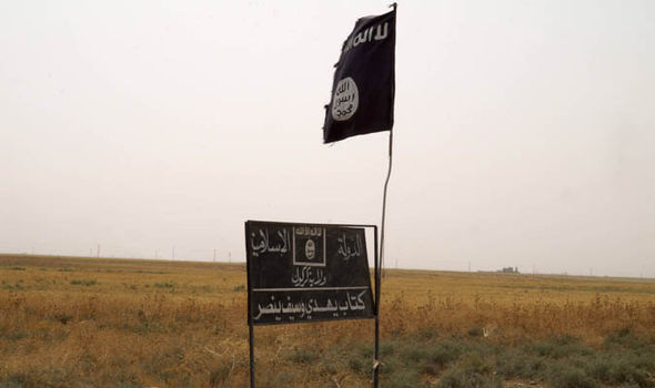 ISIS left so weakened by airstrikes and desertion it could be destroyed in just HOURS ISIS-abandoned-358561