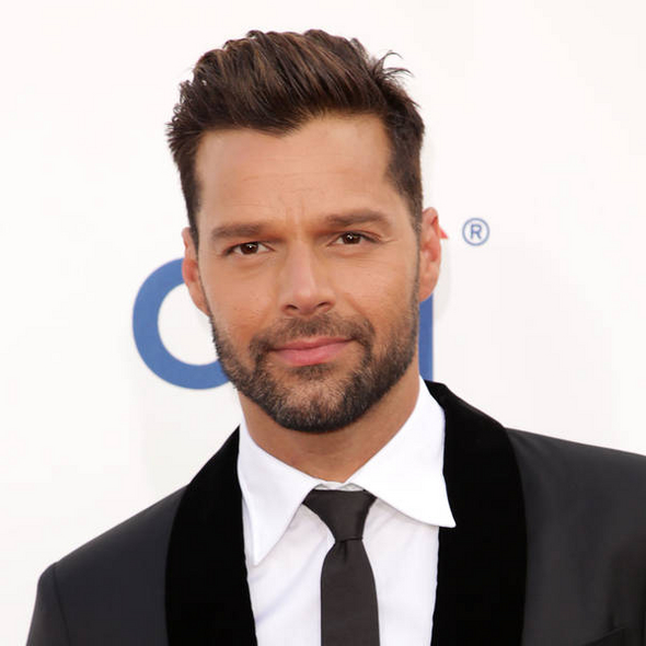 ¿Cuánto mide Ricky Martin? - Altura - Real height 506126_1