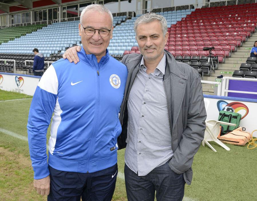 ¿Cuánto mide José Mourinho? - Altura - Real height 139459