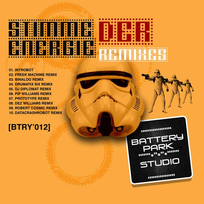 Varios Artistas - Stimme Der Energie Remixes - Battery 012- CS1678061-02A-BIG