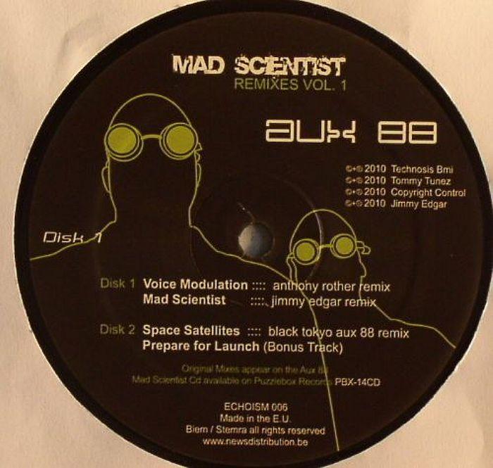 AUX 88 - Mad Scientist Remixes CS393126-01A-BIG
