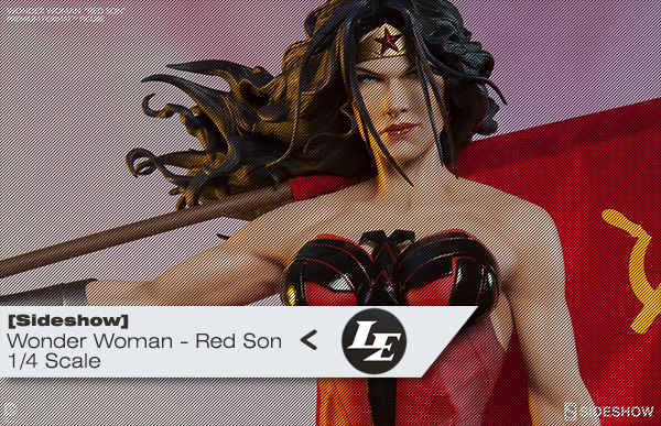 [Sideshow]Wonder Woman - Red Son Premium Format Figure A13cd0951c5980787d5e91c9a0265400