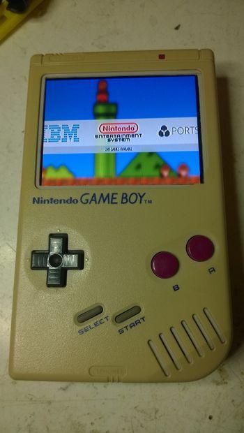[MOD] Gameboy LCD + Raspi FWAC61FI0TV7V6F.MEDIUM