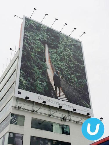 Bilbordi - Page 5 Image-Apple-bridge-photography-ad