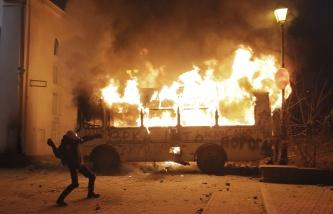 На Украине опять бунт 2348584