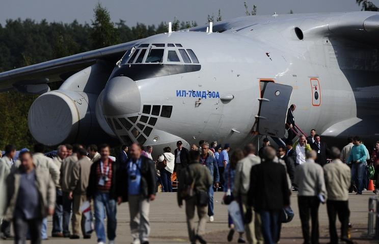 4 دول مهتمة بطائرة النقل الجديدة IL-76MD بينهم مصر والجزائر 1097036