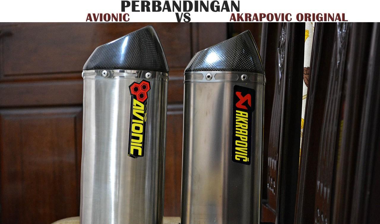 ▒▒▓█▀100% CARBON CEVLAR▀█▓▒▒Knalpot Avionic  Ninja 250Fi / Z250 model Akrapovic 3342555_20131028094127