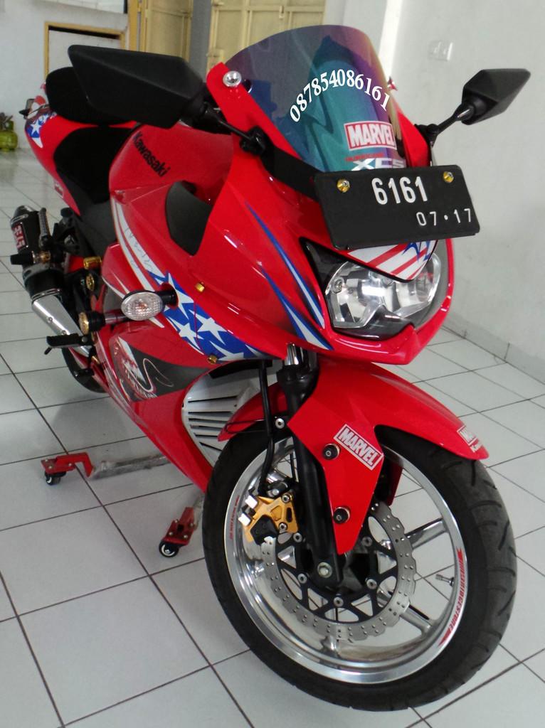 Dijual Ninja 250 Carb Last Edition. Makassar only 693586_20131030021624
