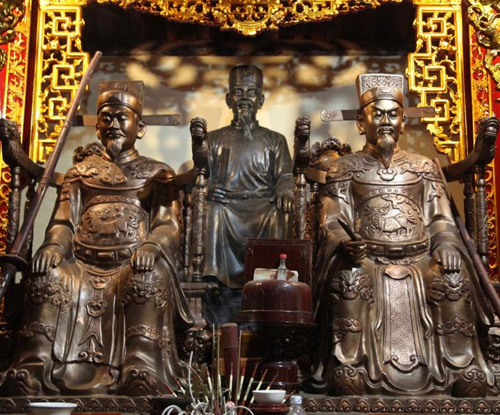 Đặng Tất và Đặng Dung với tấm lòng trung liệt Tuongmtho