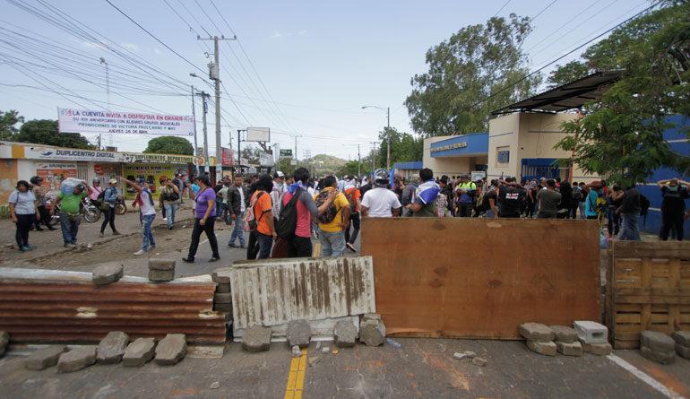 Latin America Breaking News - Page 3 Protestas-nicaraguas-770x445