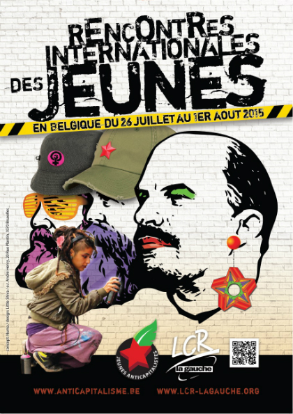 Rencontres internationales de Jeunes 2015 RIJ