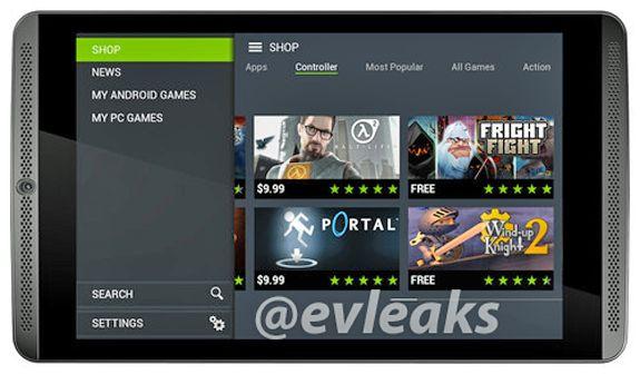 NVIDIA Shield Tablet (Mashmallow dispo) Nvidia-shield-tablet
